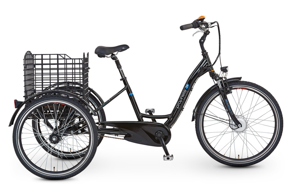 E-Bike-Driewieler
