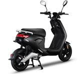 E-scooter E-GO S4 Matzwart_