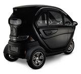 E-scooter E-GO T5 Zwart (3 wiel)_