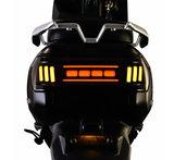 E-scooter E-GO S Matzwart_