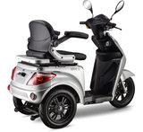 E-scooter E1000 Zilver_