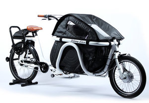 Johnny Loco Coupe DeLuxe bakfiets