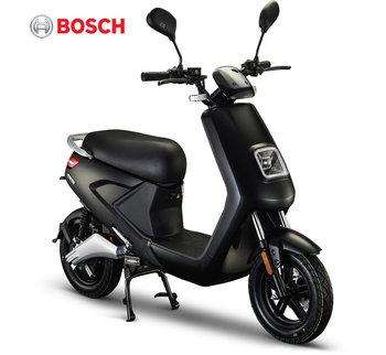 E-scooter E-GO S4 Matzwart