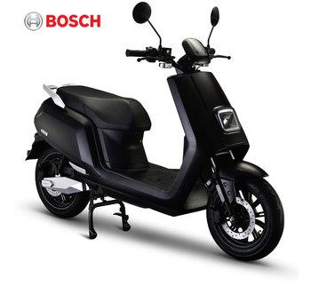 E-scooter E-GO S Matzwart