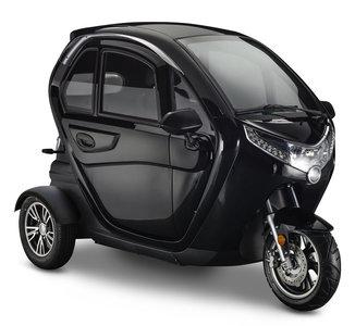 E-scooter E-GO T5 Zwart (3 wiel)