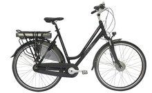 Alba-Bikes Levante E (zwart)